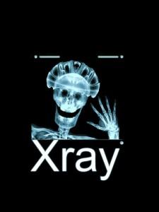 Funny x-ray